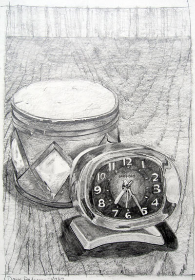 Still life by Dawn Pedersen 1-17-07