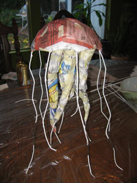 jellyfish armature