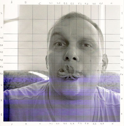 gridded photo of Vlady